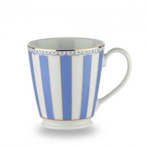 Carnivale Mug Dark Blue