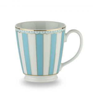 Carnivale Mug Light Blue