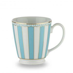 Carnivale Mug Light Blue