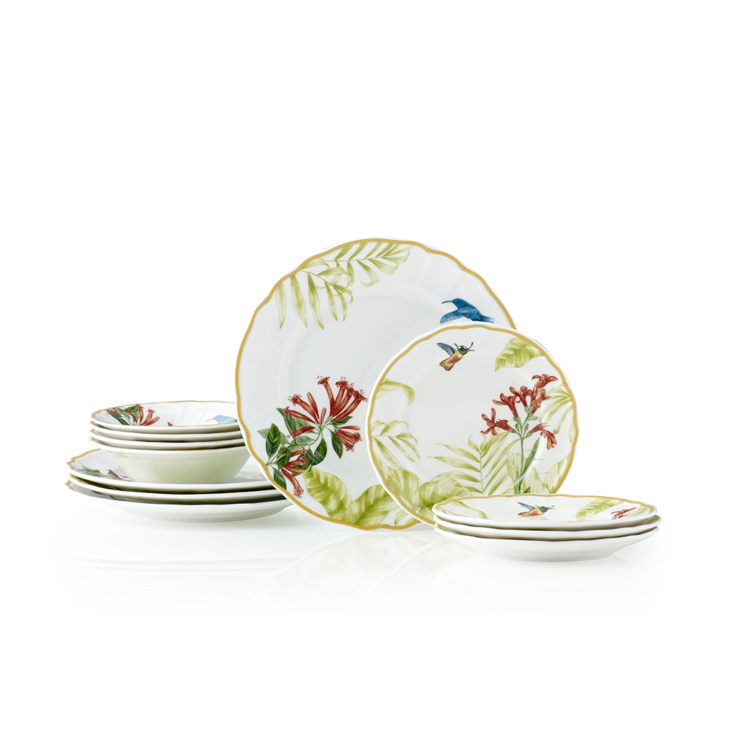 Hummingbird ...  sc 1 st  Noritake : epoch collection dinnerware - pezcame.com