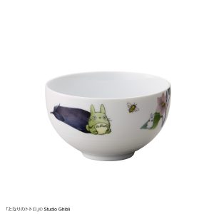 My Neighbor Totoro Eggplant Bowl