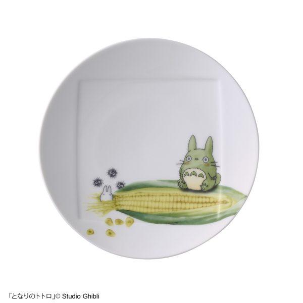 My Neighbor Totoro Corn Plate
