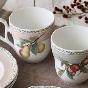 Orchard Garden Mugs