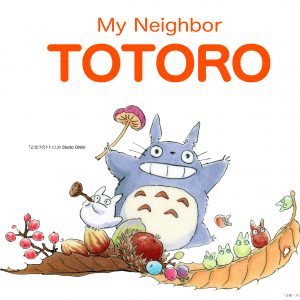 My Neighbor Totoro by Noritake Mugs